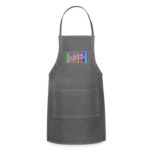 Occupational Therapy Putting the fun in functional - Adjustable Apron