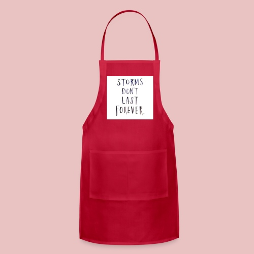 it's all about the wheather - Adjustable Apron