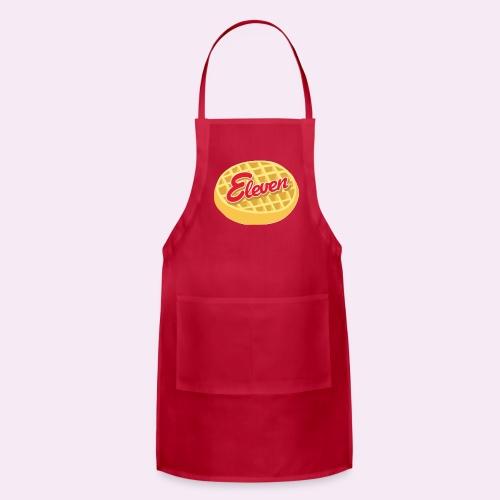 Eleven's Eggos Merchandise - Adjustable Apron