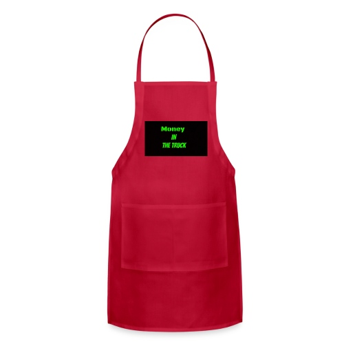 Money In The Truck - Adjustable Apron