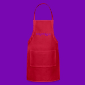 OnyxNess (Purple) - Adjustable Apron
