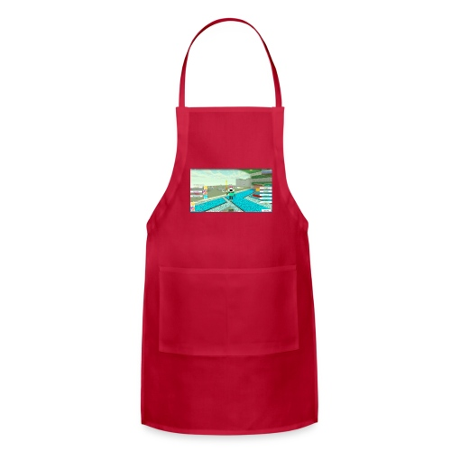 my last profile - Adjustable Apron