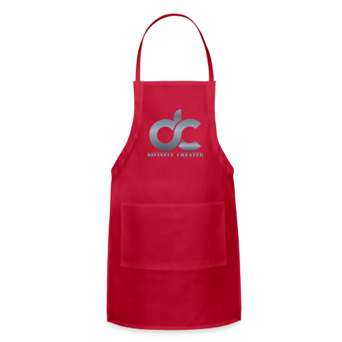 Divinely Created Brand - Adjustable Apron