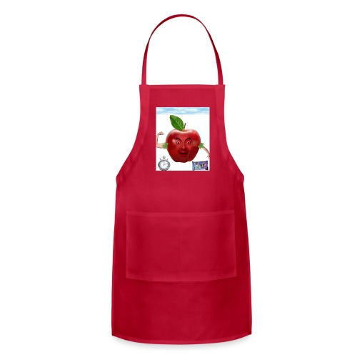 bapple badges - Adjustable Apron