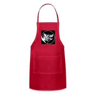 wolf army - Adjustable Apron