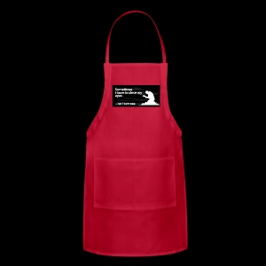 Sometimes - Adjustable Apron