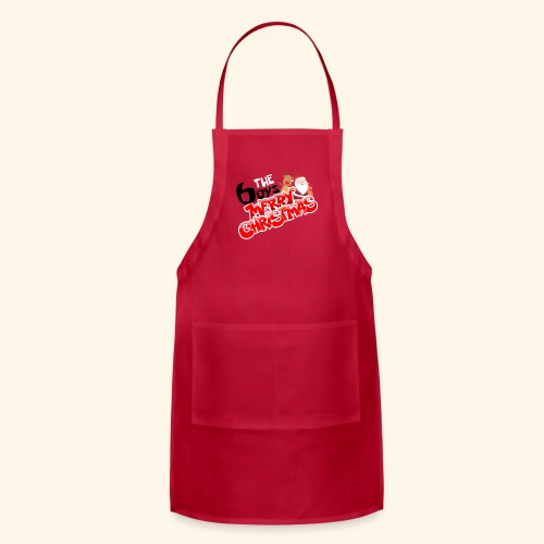 The 6oys Christmas Edition - Adjustable Apron