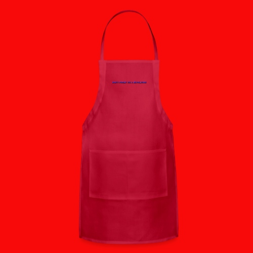 DON'T FORGOT ITS A REVOLUTION - Adjustable Apron