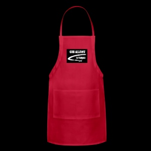 U Turns! - Adjustable Apron