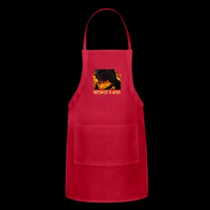 Martinoheat HD Gaming button - Adjustable Apron