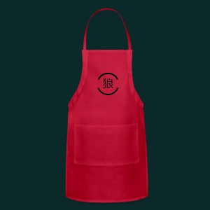 Wolf-japanese - Adjustable Apron