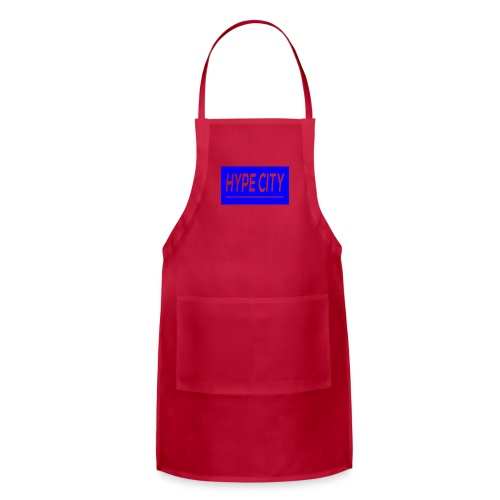 HypeCityLogo - Adjustable Apron