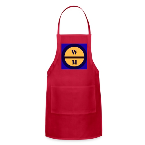 WizardlyMite - Adjustable Apron