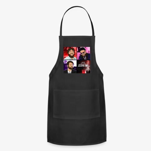 Second Take Cover - Adjustable Apron