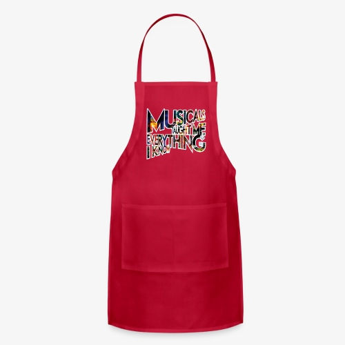 MTMEIK Broadway - Adjustable Apron