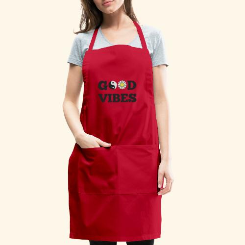 GOOD VIBES - Adjustable Apron