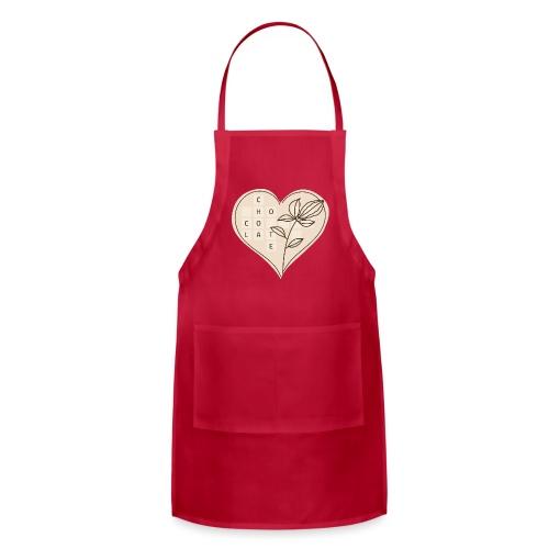 Chocolate Love - Adjustable Apron