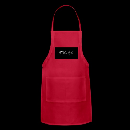 the music within mens hoodie - Adjustable Apron