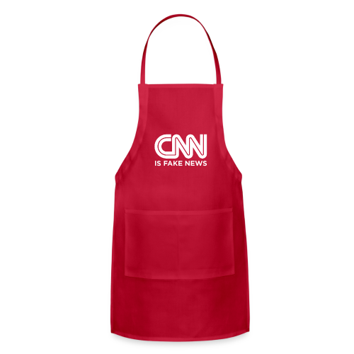 CNN Is Fake News - Adjustable Apron