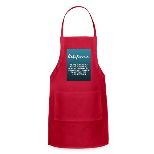 Ketofornia - Adjustable Apron