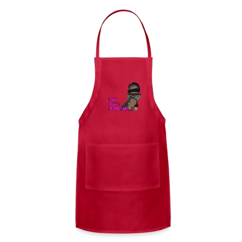 The Final Frontier - Adjustable Apron