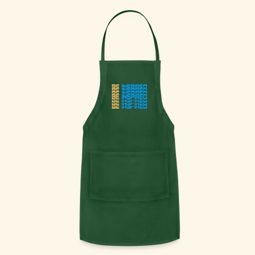 BE INSPIRED #4 - Adjustable Apron