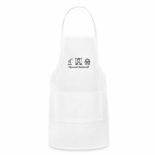 13prevail bushcraft - Adjustable Apron
