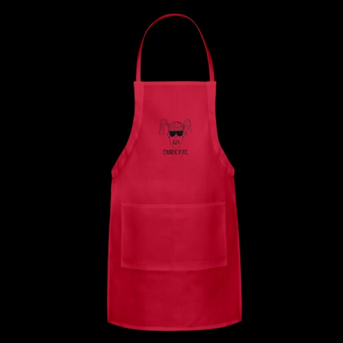 Dudette Head 1 - Adjustable Apron