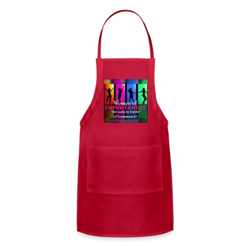 Woman Of Empowerment - Adjustable Apron