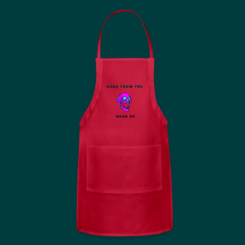 Dead from the neck up - Adjustable Apron