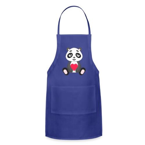 Sweetheart Panda - Adjustable Apron