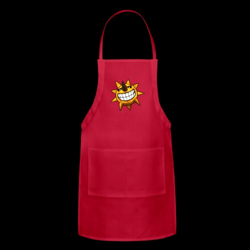 Soul Eater Sun - Adjustable Apron