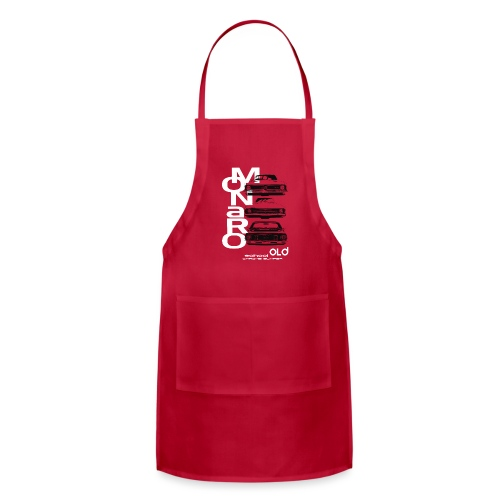 monaro over - Adjustable Apron