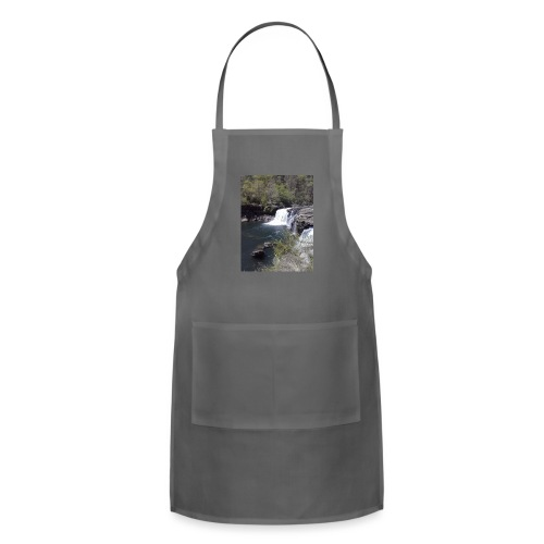 LRC waterfall - Adjustable Apron