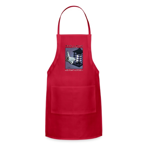 19 Space Shuttle Zapper - Adjustable Apron