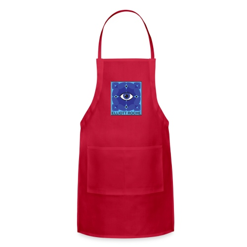 ElliottBlueEye - Adjustable Apron