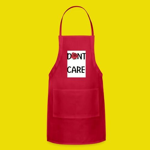 Dont Care - Adjustable Apron