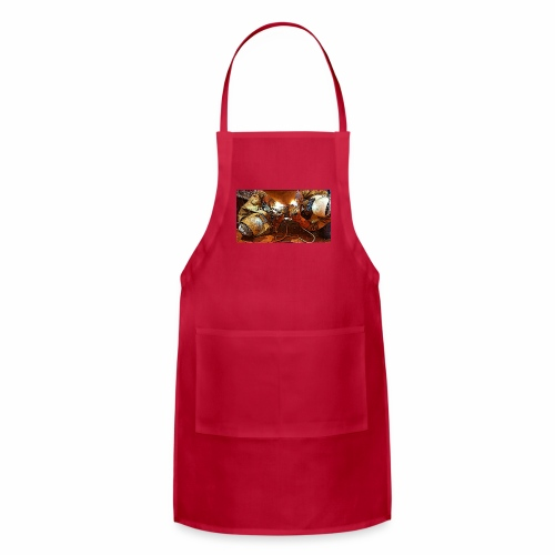 Pipeliners Down Under - Adjustable Apron