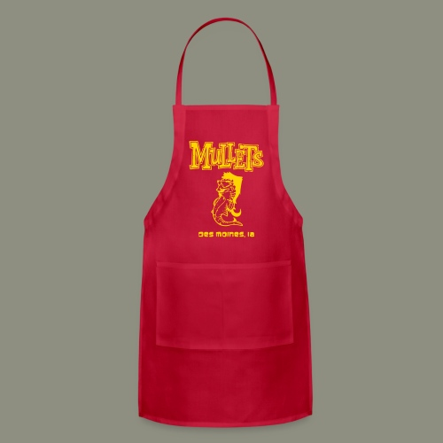 Mullets Color Series - Adjustable Apron