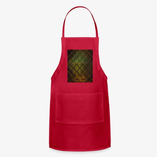 JumondR The goldprint - Adjustable Apron