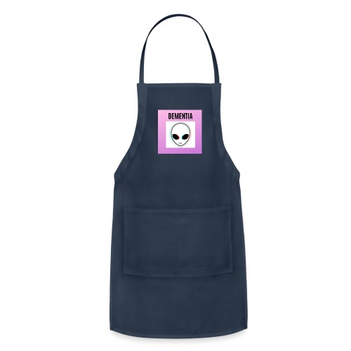 By Dementia - Adjustable Apron