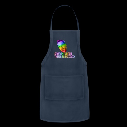 Scream Queen Pride Shirt - Adjustable Apron