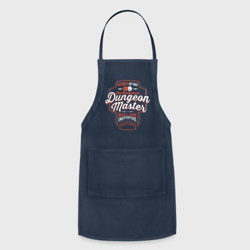 Dungeon Master - Adjustable Apron