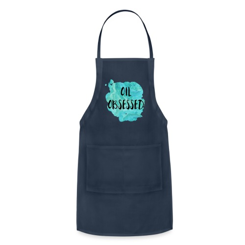 Oil Obsessed - Adjustable Apron