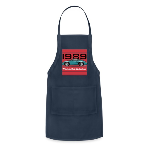 1989 P0r5che Panamericana Concept Car - Adjustable Apron