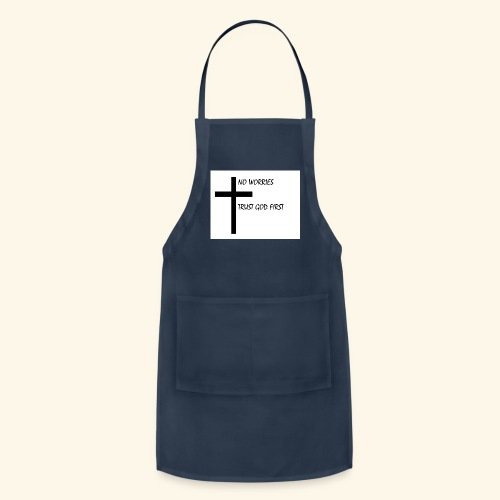 No Worries - Adjustable Apron