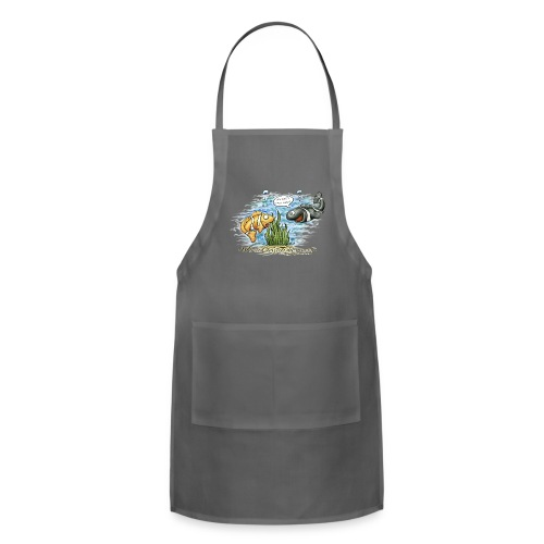 when clownfishes meet - Adjustable Apron