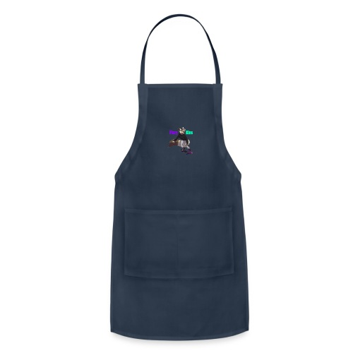 FizzyKins Design #1 - Adjustable Apron