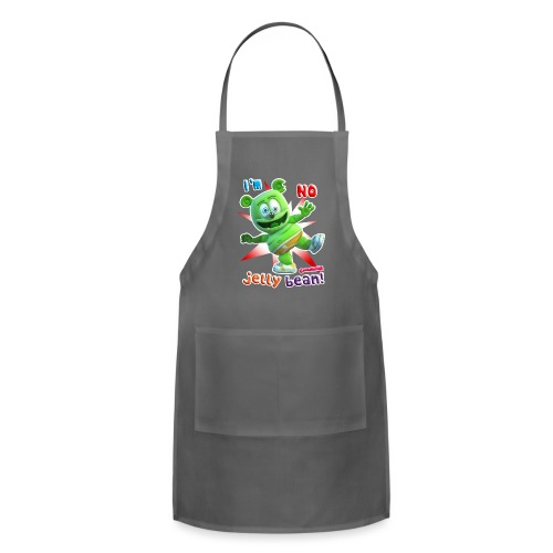 I'm No Jelly Bean - Adjustable Apron