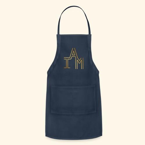 I AM #2 - Adjustable Apron
